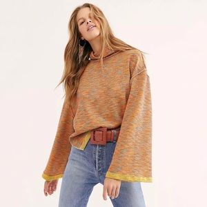 Free People Sunny Days Stretch Cotton Turtle